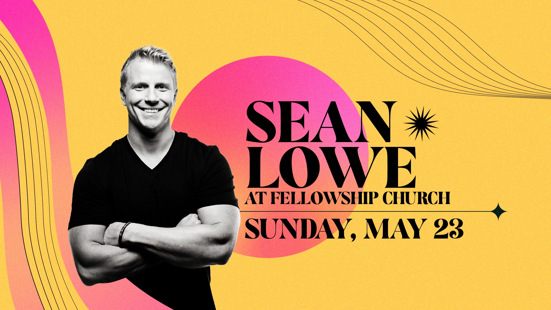 Special Guest Sean Lowe