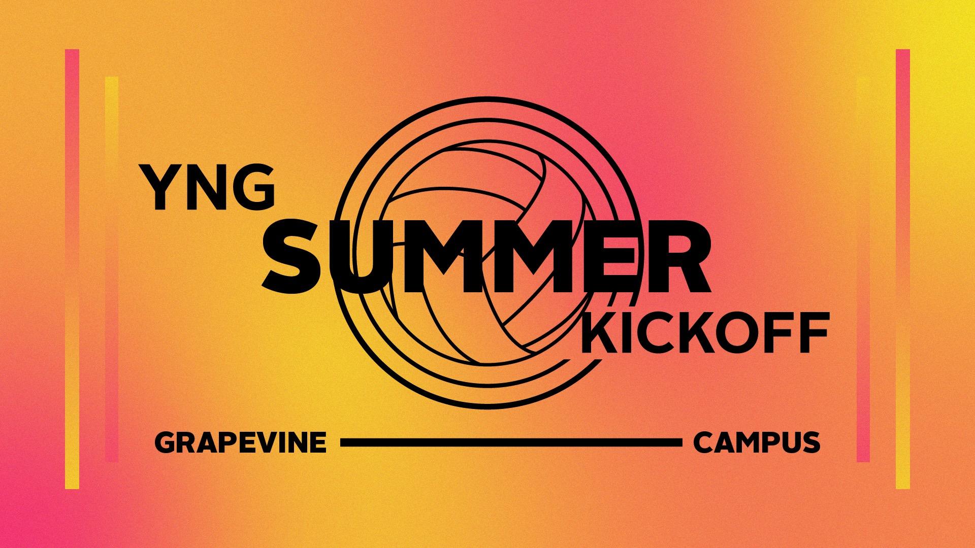 YNG Summer Kickoff