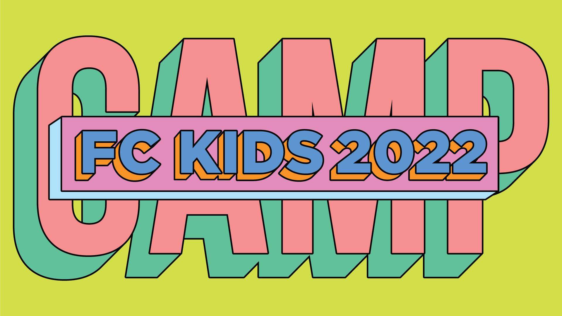 Kids Camp Week 1
