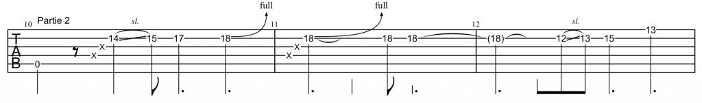 Technique Rake Guitare - Gary Moore