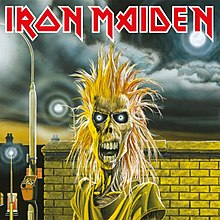 Iron Maiden metal