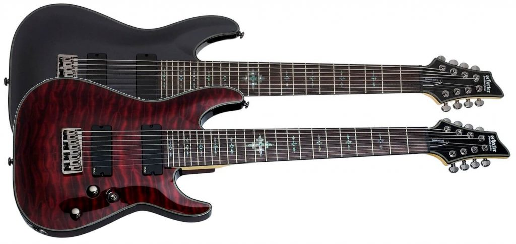 damien guitar