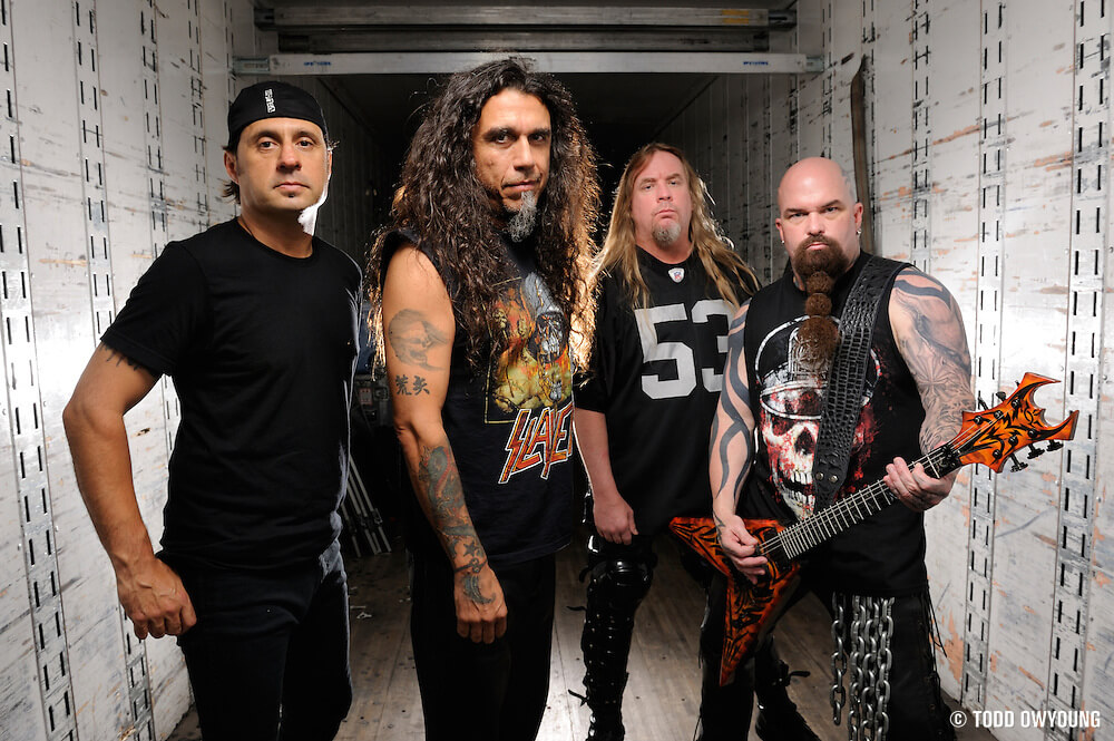 slayer metal band