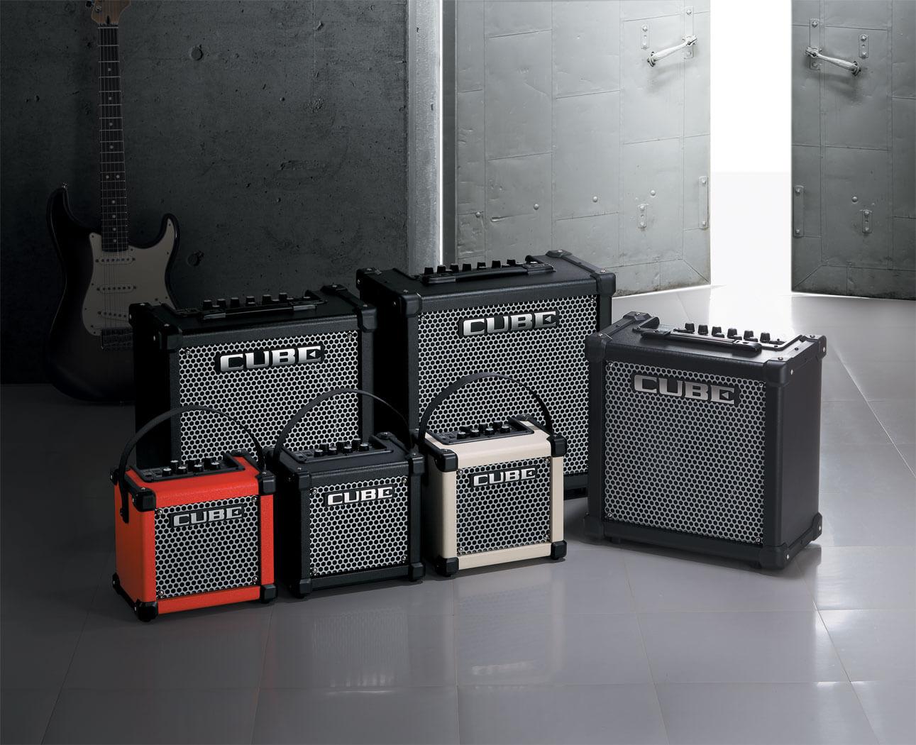 ampli guitare cube roland