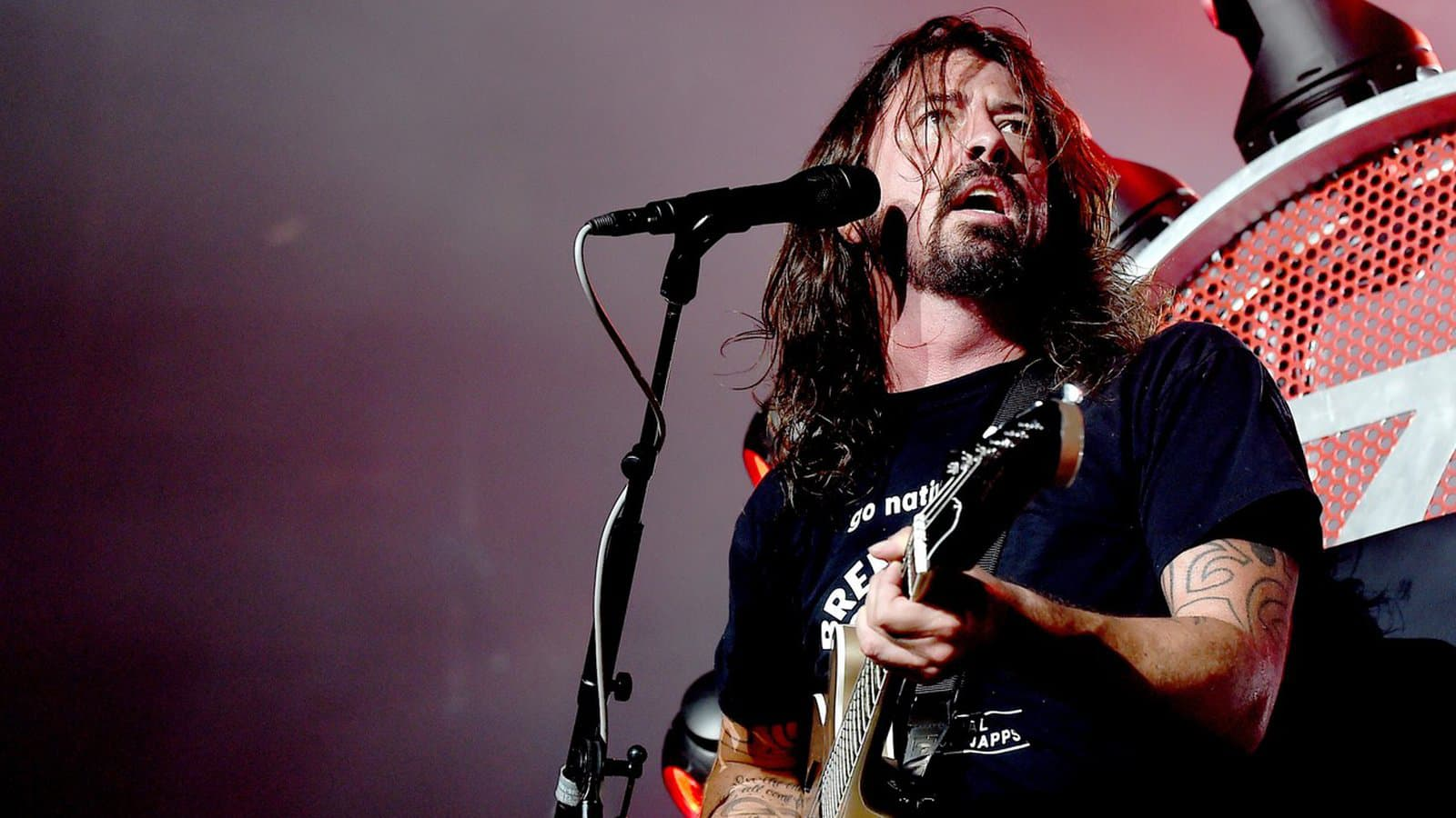 Dave grohl foo fighters qotsa separation groupe