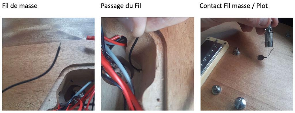 électronique les paul montage guitare en kit step 2 myguitare
