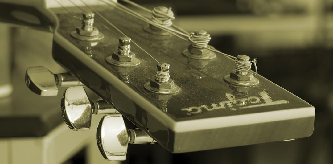 les solutions pour que les cordes ne grésillent pas à la guitare