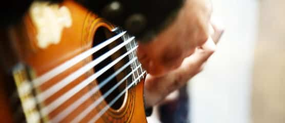 Guitare-classique forme