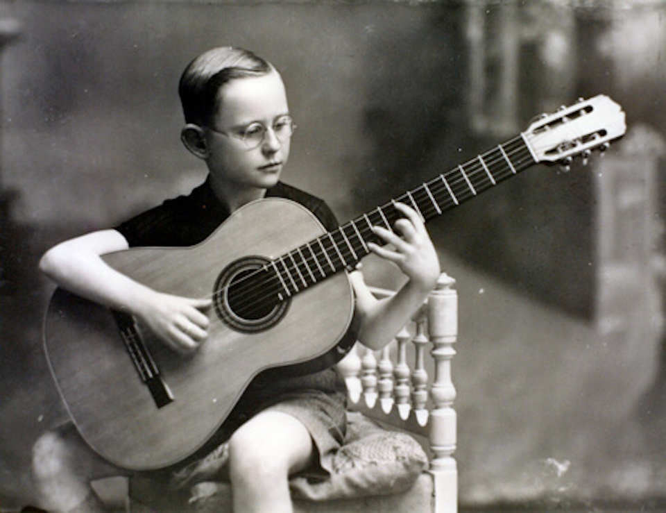 narciso Yepes guitariste classique