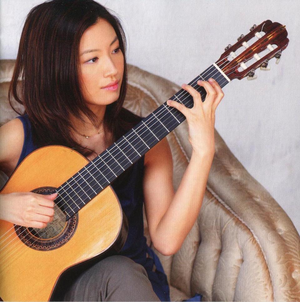 Kaori Muraji guitariste classique