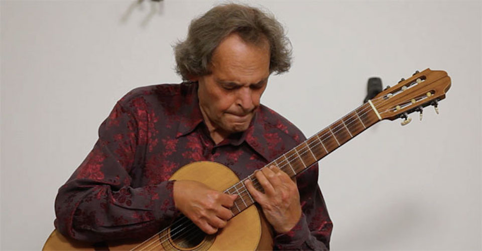 Roland Dyens guitariste classique