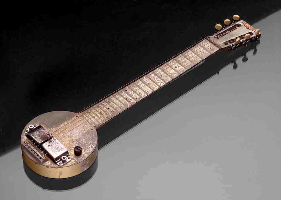 Frying Pan 1931 origines guitare électrique