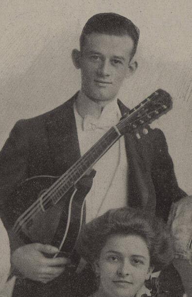 Llyod Loar inventeur guitare électrique