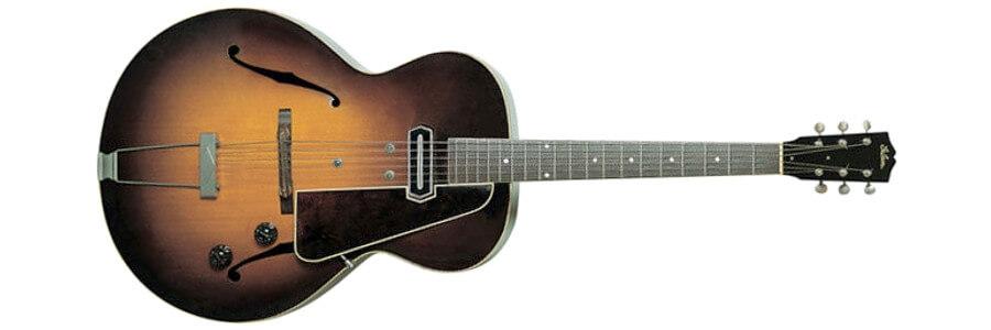 gibson ES150 la première guitare électrique