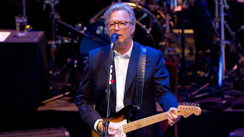 Eric Clapton God meilleur guitariste