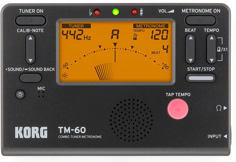 Métronome Korg TM-60