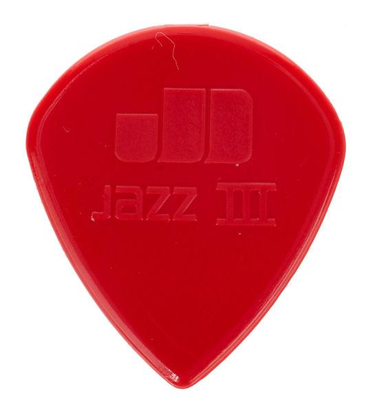 Médiator solo Dunlop Jazz III Nylon