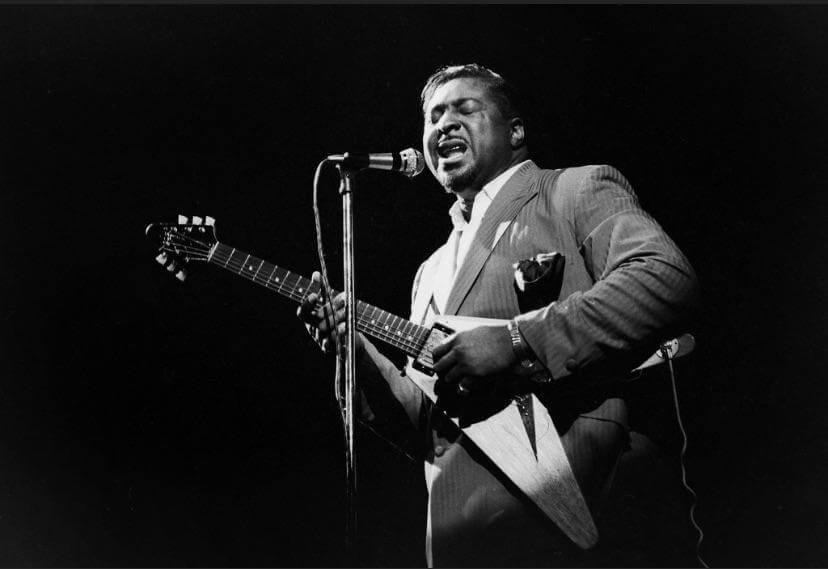 Albert King, légende du blues