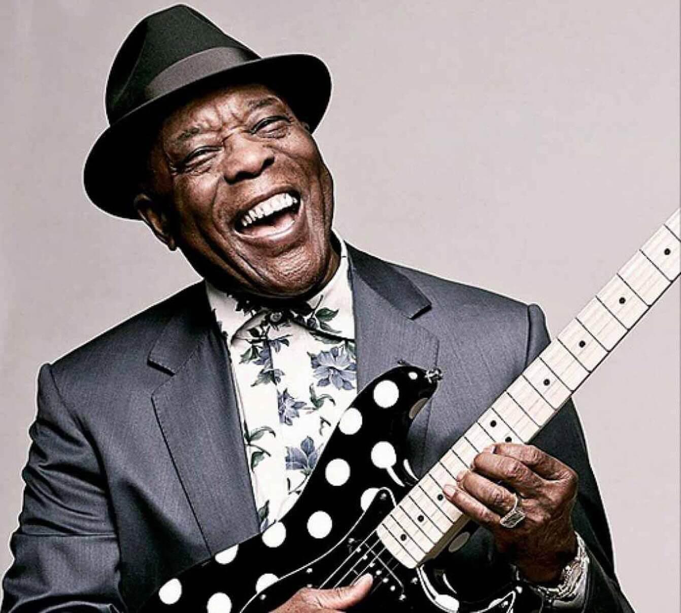 Buddy Guy, une légende du blues