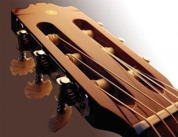 guitare classique tete