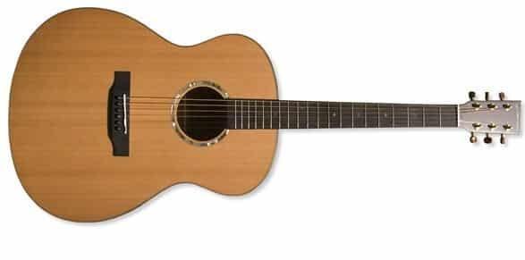 Choisir une guitare acoustique folk