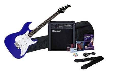 pack guitare électrique débutant