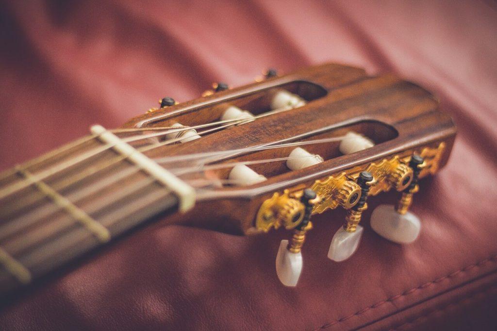 comparaison guitare classique