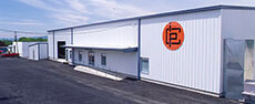 Industrial Plating Building