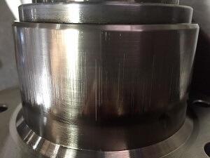 Dimensional Restoration - Scored Cylinder