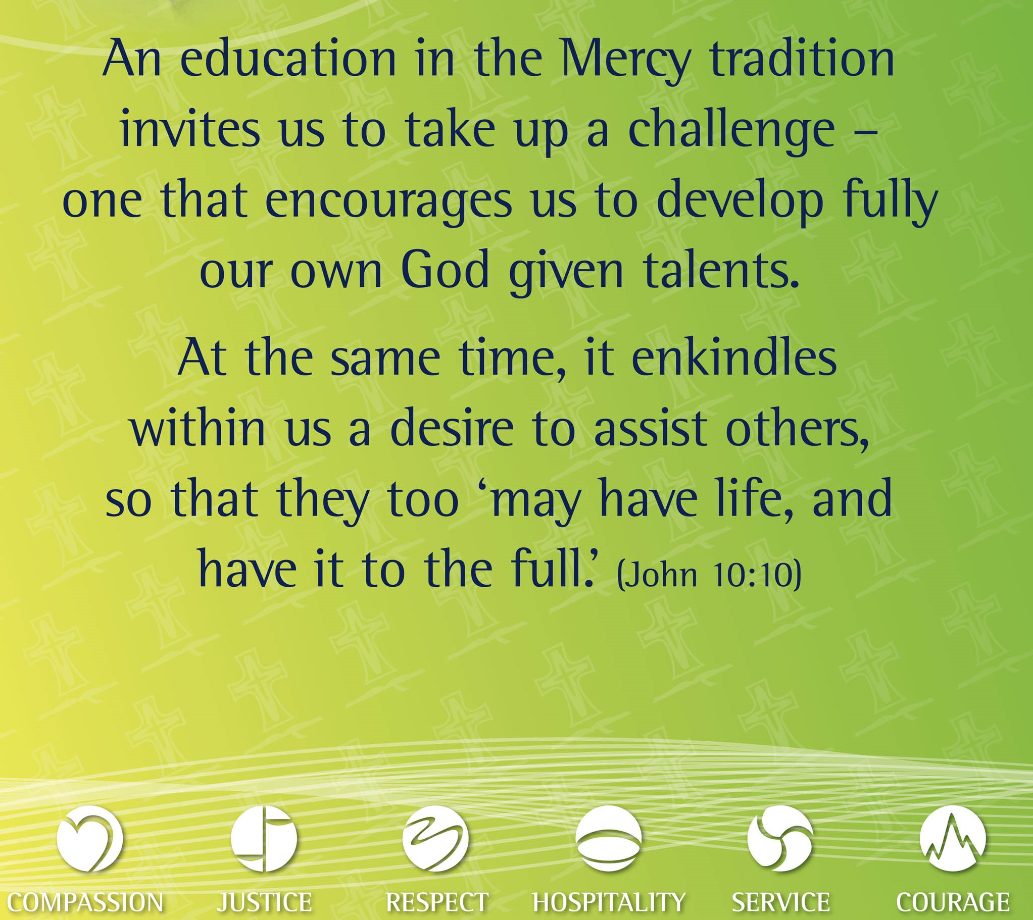 Who is Mercy Education?