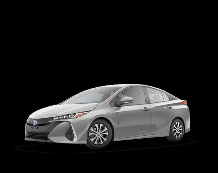 Fuel efficient electric silver car