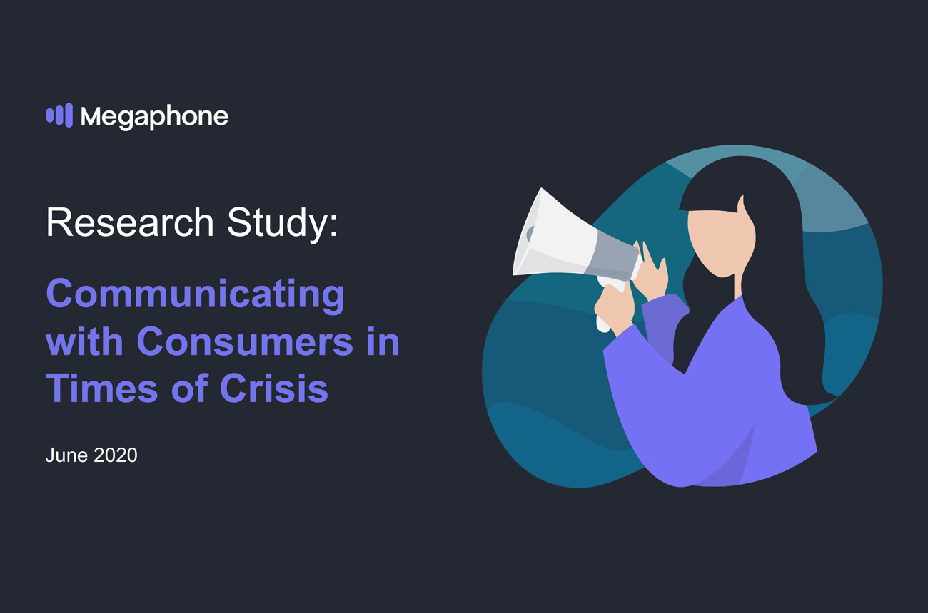 Communicating with Consumers in Times of Crisis