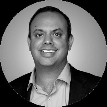 Manik Gupta Headshot