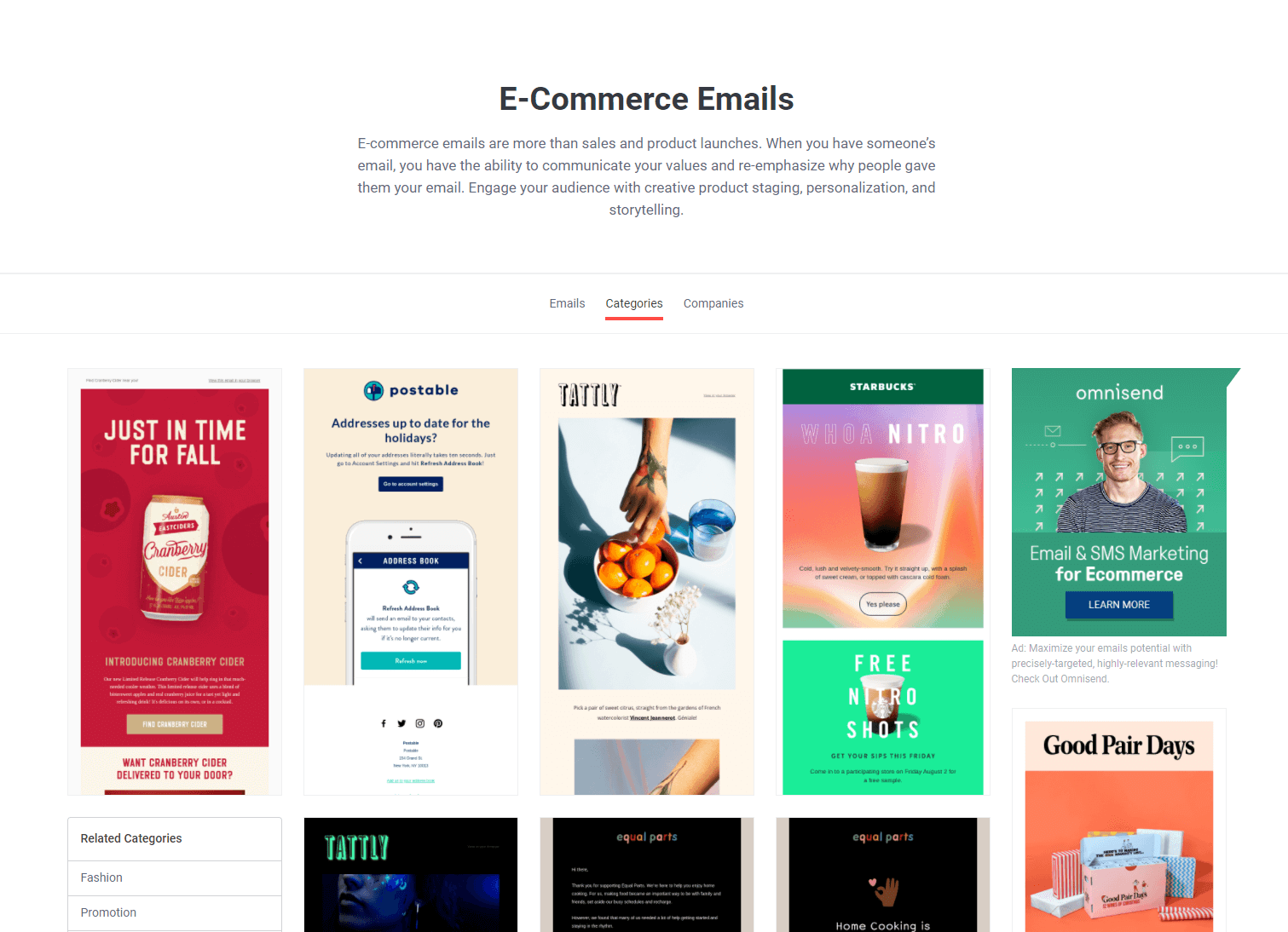 Really Good Email examples