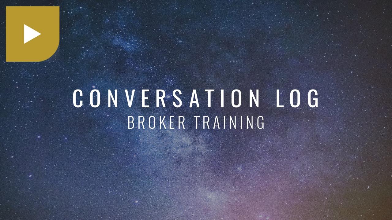 Conversation Log