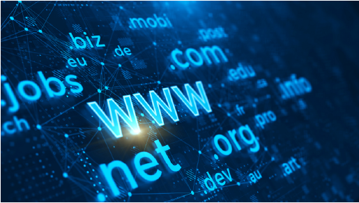 What are TLD's Top Level Domains