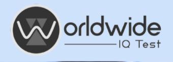worldwide Iq test logo