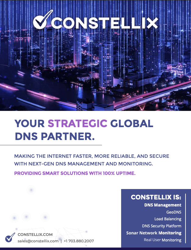 Global DNS Features Constellix Brochure
