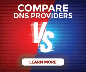 Compare DNS Providers - Alternative Comparison Free Demo