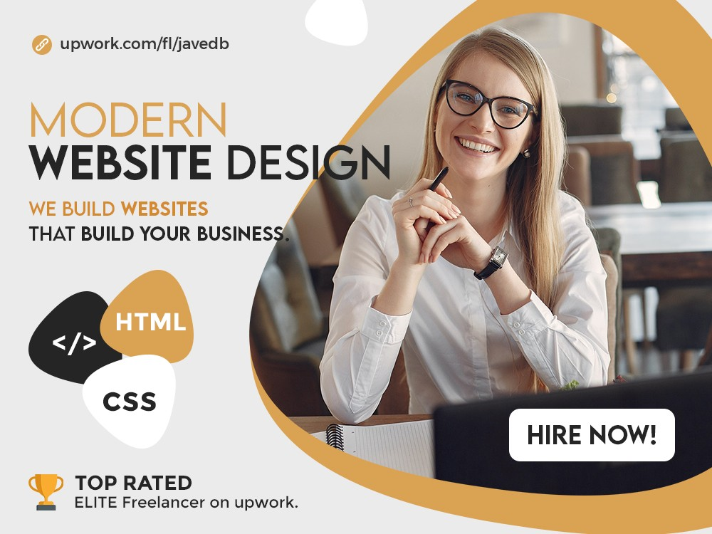 Responsive HTML css website design / developer, psd to html5 bootstrap