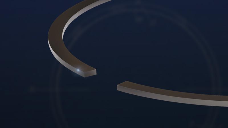 Total Seal M2 Steel Rings