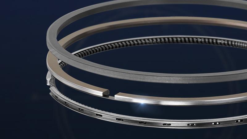 Total Seal Diesel Gapless Rings