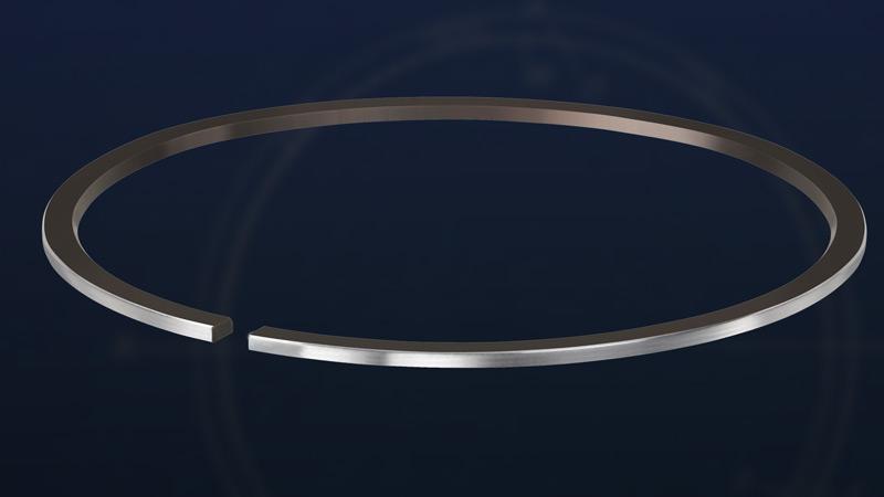 Total Seal Diesel HSS Rings