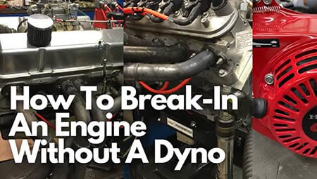 Total Seal Video - Engine Break-In Without a Dyno