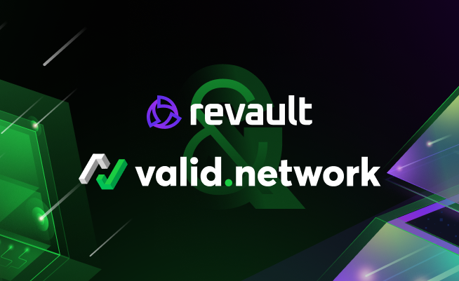 Revault and Valid Network Partner to Secure the Future of DeFi