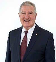 Tony Wheeler OAM GAICD