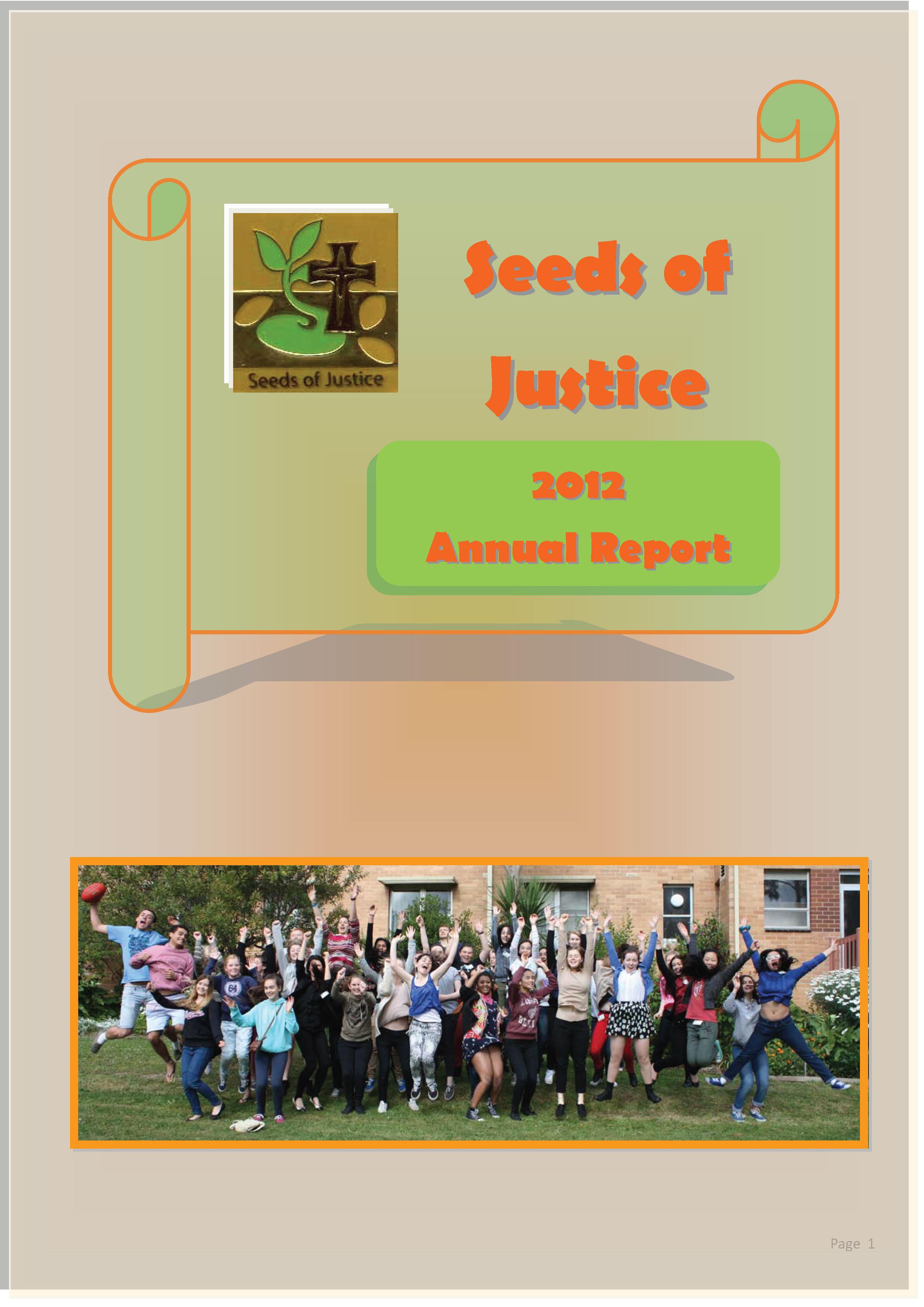 2019 SoJ Annual Report