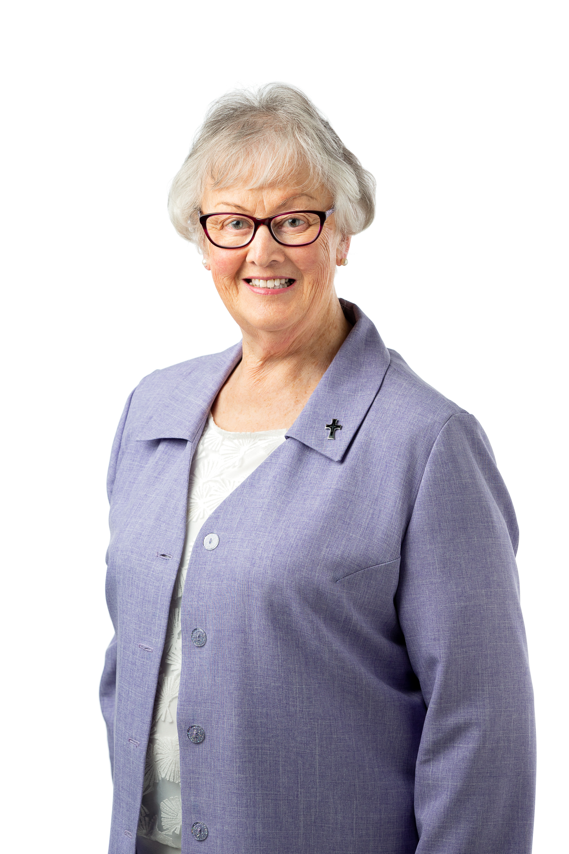 Sr Sylvia Williams RSM