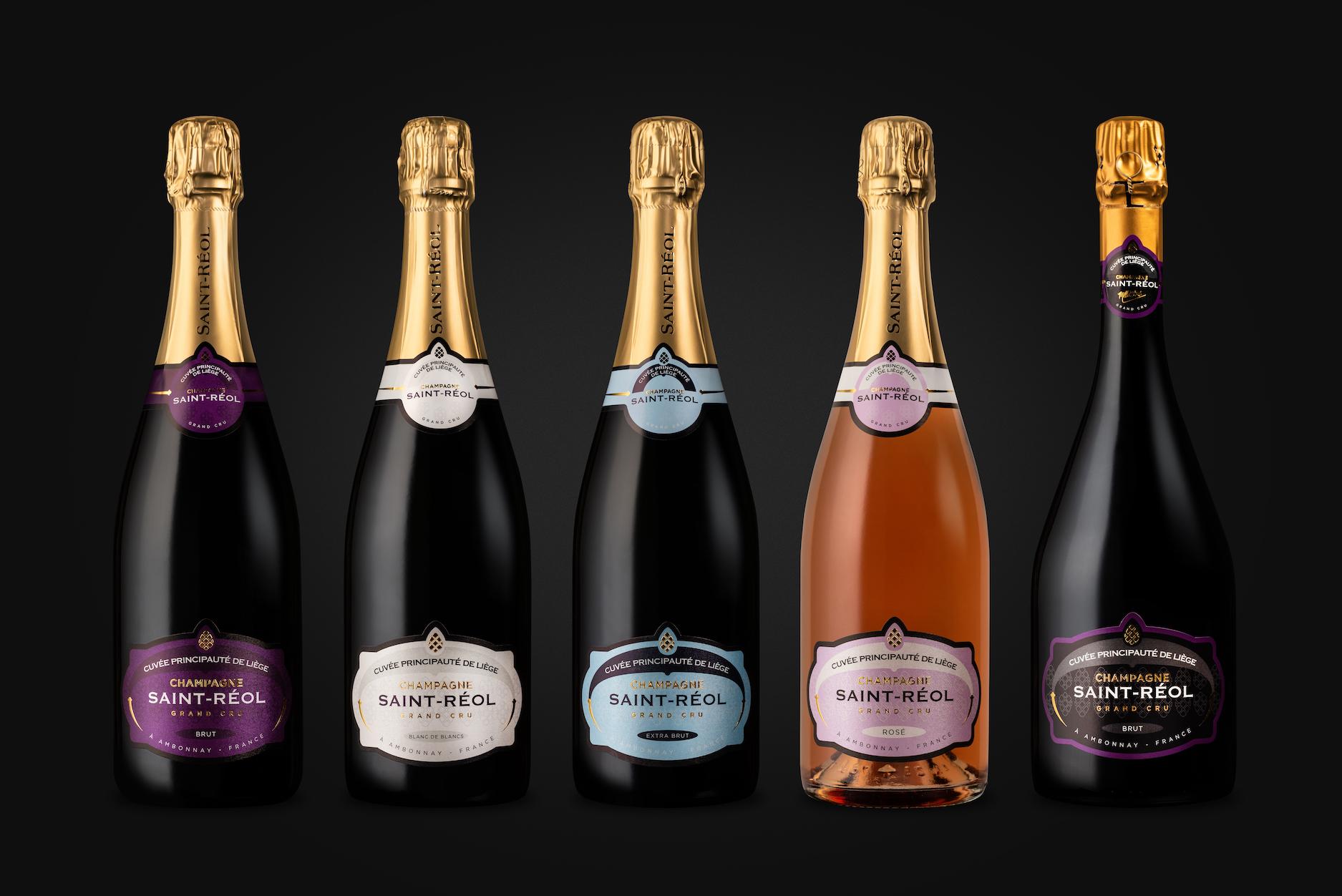 Champagnes principauté de Liège