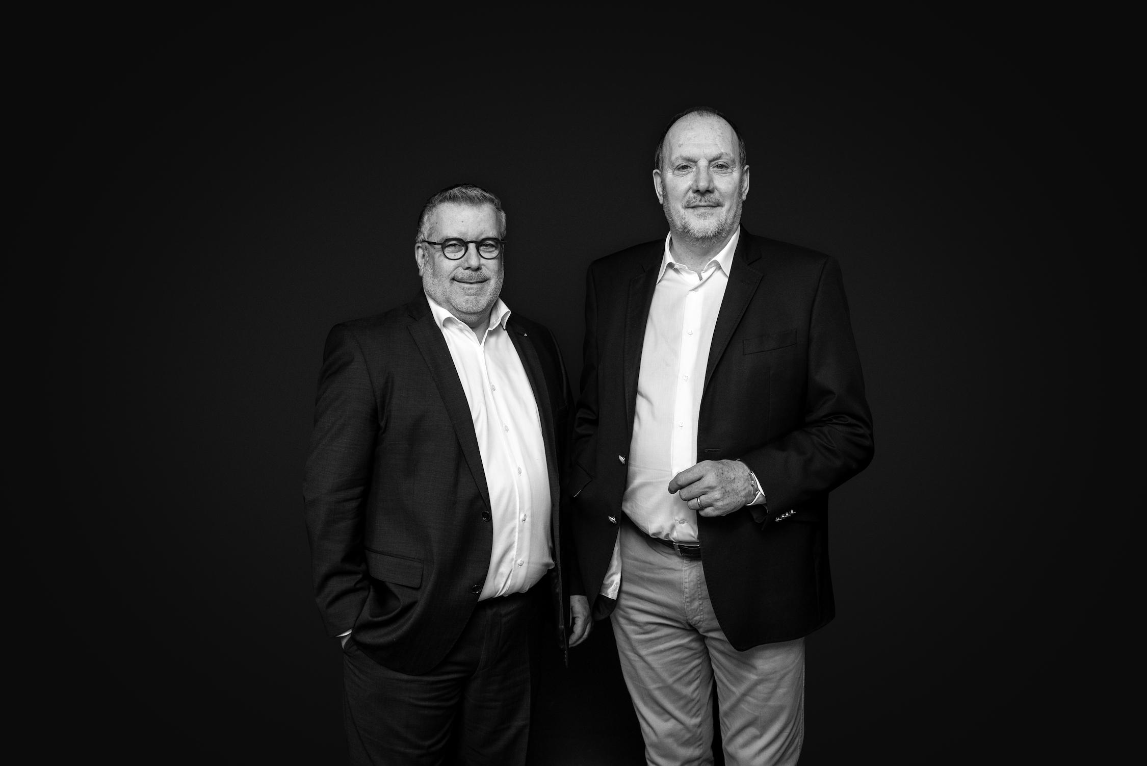 Pierre Henkin et Philippe Jacquemin - Les co-fondateurs
